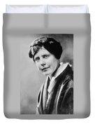 Lucy Burns (1879-1966) Duvet Cover