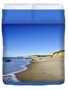 Lucy Vincent Beach Duvet Cover