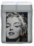 Marilyn Monroe 01 Duvet Cover