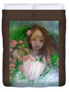 Mary Rosa Duvet Cover