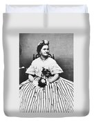 Mary Todd Lincoln (1818-1882) Duvet Cover
