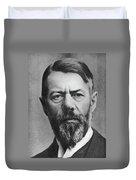 Max Weber (1864-1920) Duvet Cover