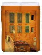 Medieval Windows Duvet Cover