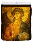 Michael The Archangel Duvet Cover