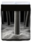Microscopic Skin Duvet Cover
