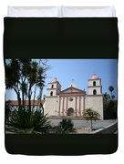 Mission Santa Barbara Duvet Cover
