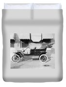 Model T Ford, 1908 Duvet Cover