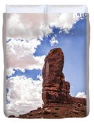 Monument Valley - Arizona Duvet Cover