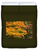 Mount Koya Koya San Japan  Duvet Cover