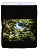 Mt Field National Park Duvet Cover