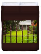 New Orleans Cottage Duvet Cover
