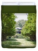 Norfolk Botanical Garden 1 Duvet Cover