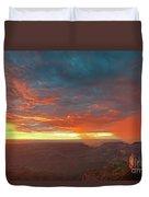 North Rim Grand Canyon National Park Arizona Duvet Cover