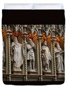 Notre Dame Cathedral Basilica - Ottawa Duvet Cover