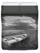 Of Land Sea And Sky Duvet Cover