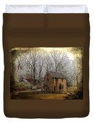 Old Mill Duvet Cover