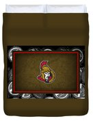 Ottawa Senators Duvet Cover