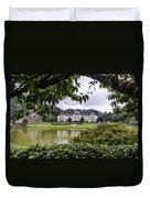 Palacio Quitandinha - Petropolis Brazil Duvet Cover