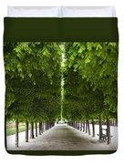Palais Royal Trees Duvet Cover