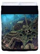 Parallel World  Duvet Cover