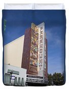 Paramount Theatre Oakland California Duvet Cover