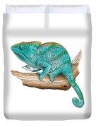 Parsons Chameleon Duvet Cover