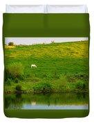 Pasture Duvet Cover