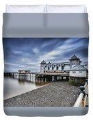 Penarth Pier 1 Duvet Cover