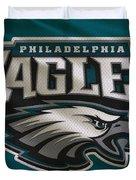 Philadelphia Eagles Uniform Duvet Cover
