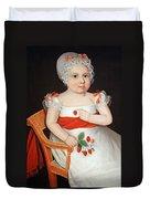Phillips' The Strawberry Girl Duvet Cover