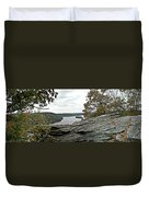 Pinnacle Overlook  Duvet Cover