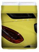 Porsche Cayman S Duvet Cover