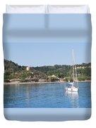 Porto Bay Duvet Cover