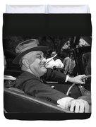 President Franklin Roosevelt Duvet Cover