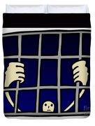 Prisoner Duvet Cover