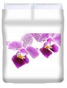 Purple Orchid-5 Duvet Cover