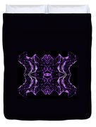 Purple Series 7 Duvet Cover