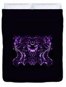 Purple Series 8 Duvet Cover