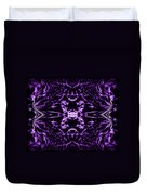 Purple Series 9 Duvet Cover