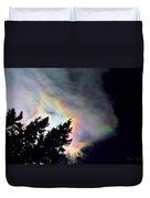 Rainbow Cloud Duvet Cover