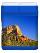 Red Rock Formation Sedona Arizona 28 Duvet Cover