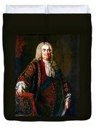 Robert Walpole (1676-1745) Duvet Cover