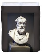 Rodin's J. B. Van Berckelaer Duvet Cover