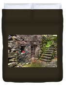 Rustic House Duvet Cover