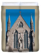 Saint John's Cathedral Duvet Cover