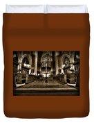 Saint Marks Episcopal Cathedral Duvet Cover