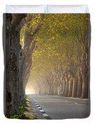 Saint Remy Trees Duvet Cover