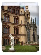 Schwerin - Palace - Germany Duvet Cover