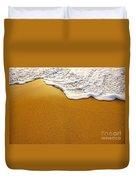 Sea Foam Duvet Cover