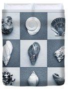 Seashell Composite Duvet Cover